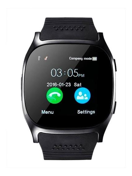 Reloj Smart Watch Bluetooth Sim Touch Musica /e