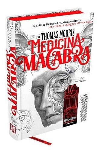 Medicina Macabra Darkside Books Thomas Morris