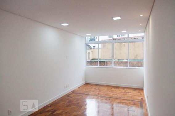 Apartamento Para Aluguel - Higienópolis, 2 Quartos, 100 - 893102571