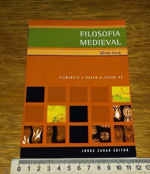 Filosofia Medieval Da Coleção Filosofia Passo A Passo - Novo