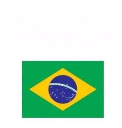 Adesivo Bandeira Do Brasil Frete Grátis Todo Brasil