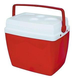 Caixa Térmica Mor 26l Vermelha