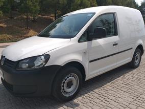 Volkswagen Caddy 2015 Cargo Estandar Clima Excelente Estado