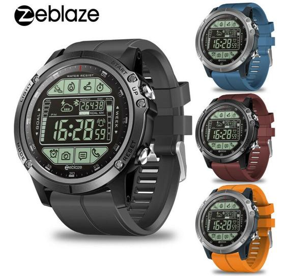 Zeblaze Vibe 3s Relógio Inteligente Ips Toque Esportes Calor