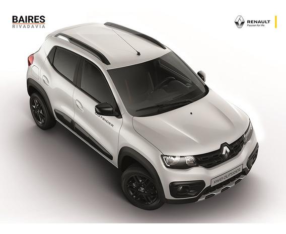 Renault Kwid Outsider 1.0 2020 0km Contado Permuta #3