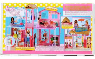 Barbie Casa De Campo Casita De Muñecas