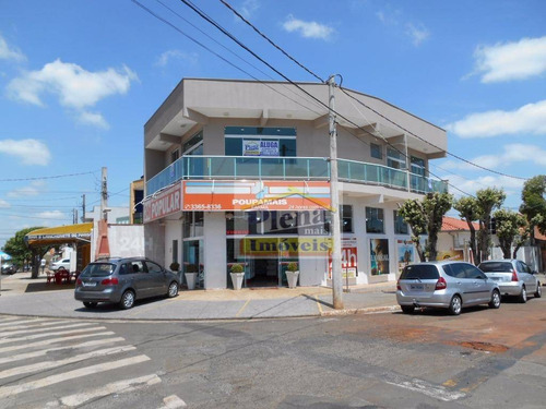 Salão Comercial Para Locação, Parque Residencial Casarão, Sumaré. - Sl0431