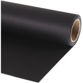 Fundo Infinito De Papel Preto Ultra Black 2,70 X 11 M R45