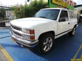 Chevrolet Silverado Usa Ranchera