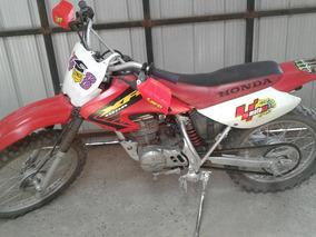 Vendo Moto Xr 100 Año 2002