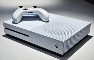 Xbox One S Impecable Real 1t Joystick -no Ps4 -no Play 4