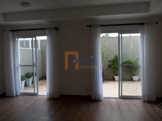 Sobrado De Condomínio Com 4 Dorms, Vila Nova Mogilar, Mogi Das Cruzes - R$ 695 Mil, Cod: 1768 - V1768