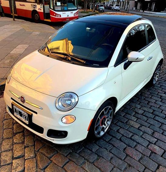 Fiat 500 1.4 16v Sport At, 2012