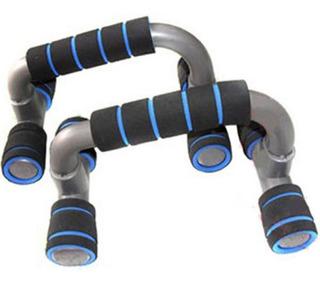 Apoio Fixo Flexão Treino Ombro Tríceps Peito Abdômen Fitness