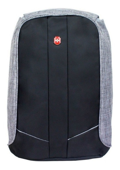 Swissland Mochila Anti Furto Notebook E Laptop Usb Ys28057