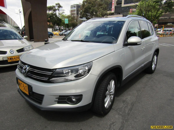 Volkswagen Tiguan 2.0 Tsi 4motion At 4x4
