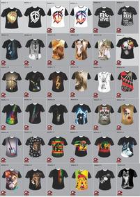 Promoção! Vetores Estampas Camiseta Editáveis