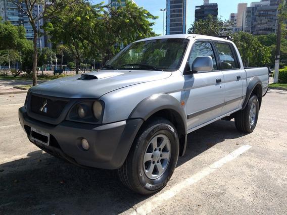Mitsubishi L200 Outdoor Hpe 2.5 Diesel 4x4 2012 (único Dono)
