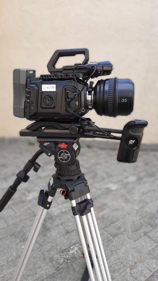 Kit De 3 Lentes Sony Xdcam Pmw Blackmagic Encaixe Pl
