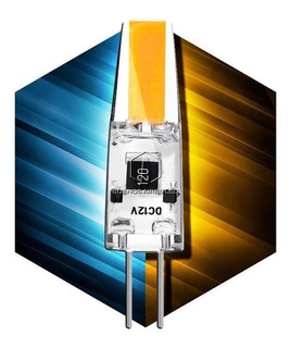 Lampara Led Bipin 2w G4 12v Foco Calido Frio Iluminacion