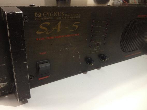 Amplificador Cygnus Sa 5
