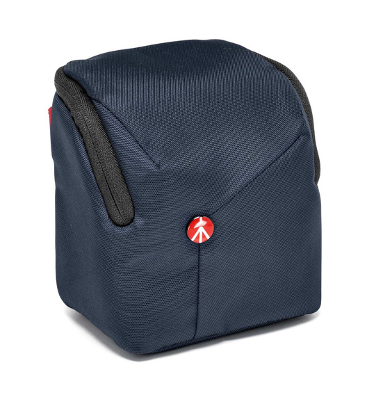 Bolso Manfrotto Pequeño Para Cámara Mb Nx-p-ibu Color Azul