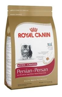 Alimento Raza Persian Kitten 2kg Ecsencial Para Gatos Hc.