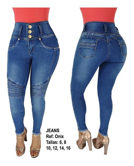 Jeans Talle Alto Levanta Cola, Promoción