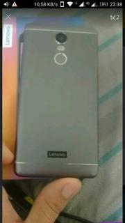 Lenovo K6 Plus Zero Com Caixa 3gb De Ram E 32gb De Memoria