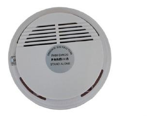 Detector De Humo Autonomo Paamon Pam-smk20 Baterias