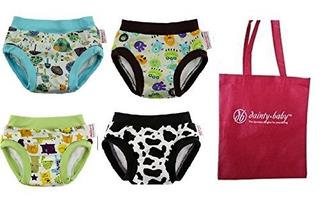 Formacion Blueberry Pantalones 4 Unidades Con Dainty Bebe Re