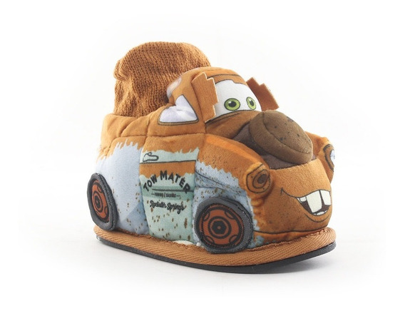 Pantuflas Cars Tow Mater Addnice Team Sport Tienda Oficial