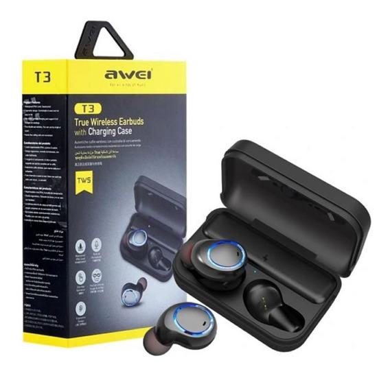 Fone True Wireless Bluetooth Awei T3