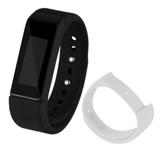 Smart Watch Fitness Health Md-m3 Preto