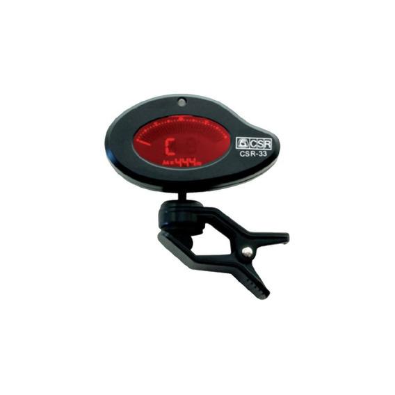 Afinador Cromático Digital Csr 33 - Csr