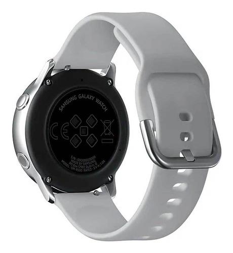 Smartwatch Samsung Galaxy Active Silver