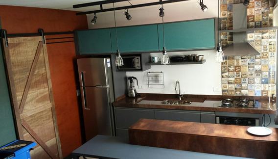Apartamento Mobiliado Em Vila Príncipe De Gales Santo André