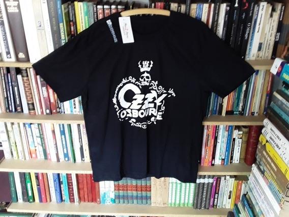 Camiseta Ozzy Osbourne Tamanho G