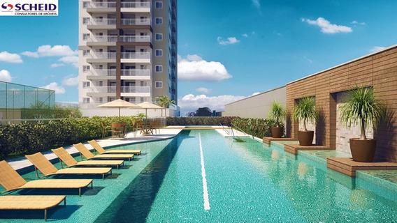 Próximo Ao Shopping Interlagos 2 Dorms (1 Suite) Vaga Livre E Coberta - Mr67357