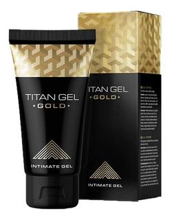 1 Unidad De Titan Gel Gold Original