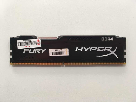 Memoria Ram Ddr4 Hyperx Fury 4gb 2133mhz (hx21c14fb/4)