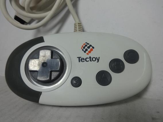Controle Mega Drive 3 Botões Original Tectoy F