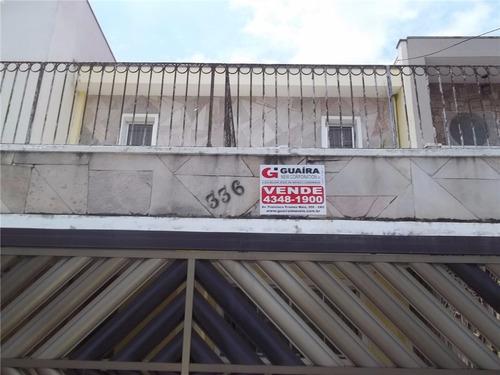 Imagem 1 de 21 de Lindo Sobrado À Venda, 03 Dormitórios, 02 Vagas - Santa Terezinha - São Bernardo Do Campo - 35007