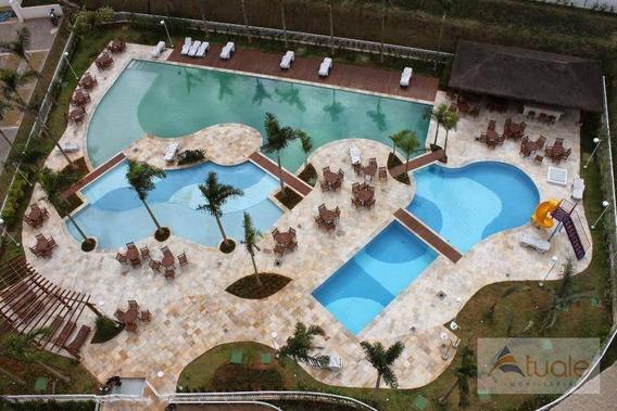 Apartamento Com 3 Dormitórios À Venda, 70 M² Por R$ 295.000 - Vila Santa Catarina - Americana/sp - Ap4435