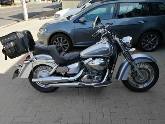 Honda Shadow 750 Custom - 2010