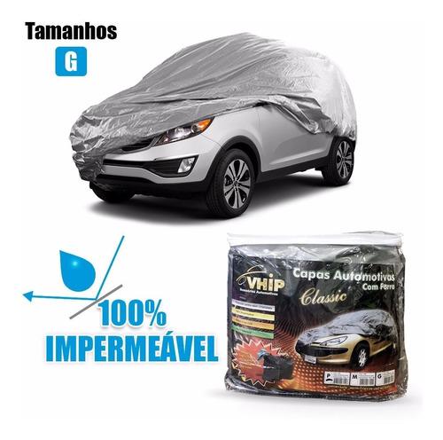 Capa Cobrir Carro Tucson Proteção Uv Forrada Impermeavel