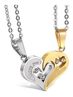 Cadenas Para Enamorados Corazón Corazón