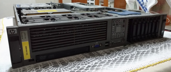 Servidor Hp Proliant Dl360g5