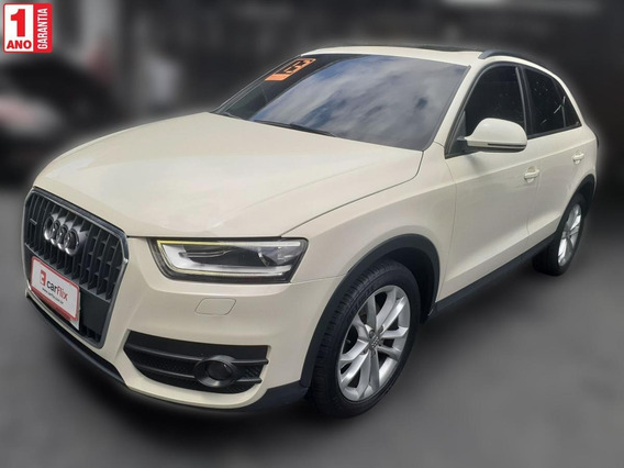 Audi Q3 2.0 Tfsi Quat. 211/220cv S-tronic 5p