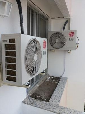 Ar Condicionado, Instalação Manutenção, Eletricista